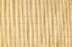 Holz, Weidenhintergrund mit Blumenmotiv Lizenzfreie Stockfotografie