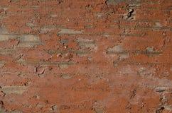 Holz wird mit brauner Farbe, alte Farbe, altes Holz gemalt Lizenzfreies Stockfoto