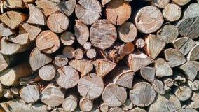 Holz zeichnet Beschaffenheit auf Lizenzfreie Stockfotos