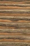 Holz zeichnet Beschaffenheit eines alten Hauses auf Lizenzfreie Stockfotos