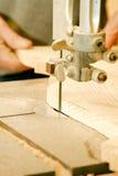Holzbearbeitung Lizenzfreie Stockfotografie