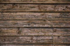 Holzbraun Die Beschaffenheit des gealterten Holzes Stockfotografie