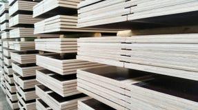 Holzerzeugungen Lizenzfreies Stockfoto