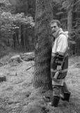 Holzfäller Lizenzfreie Stockbilder