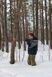Holzfäller Lizenzfreie Stockfotografie