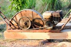 Holzfäller, Blockwinde Lizenzfreies Stockfoto