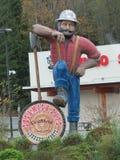 Holzfäller Competition Lizenzfreie Stockbilder