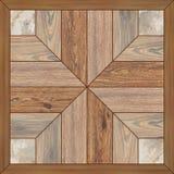Holzfußboden-Beschaffenheitshintergrund der hohen Auflösung Stockfoto
