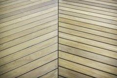 Holzfußbodenhintergrundbeschaffenheit Stockbild