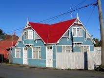 Holzhaus Stockbilder