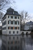 Holzhausen宫殿 库存照片