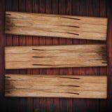 Holzkennsätze lizenzfreie abbildung
