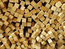 Holzklötze lizenzfreies stockfoto