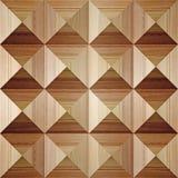 Holzklötze gestapelt für nahtlosen Hintergrund vektor abbildung