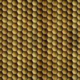 Holzklötze gestapelt für nahtlosen Hintergrund lizenzfreie abbildung