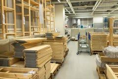 Holzmöbel Stockfotos