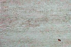Holzoberfläche mit Farbe Lizenzfreies Stockbild