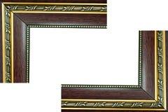Holzrahmen. Stockbilder