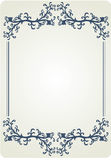 Holzschuh frame_1 Stockbilder
