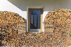 Holzschuppen Lizenzfreies Stockbild