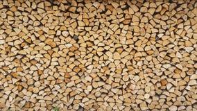 Holzstapel lizenzfreies stockfoto