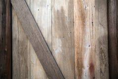 Holztür-Tapete Stockbilder