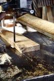 Holzverarbeitung Lizenzfreie Stockfotos