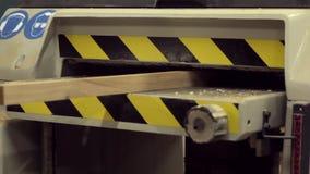 Holzverarbeitung stock video footage