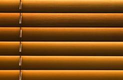 Holzvorhänge Lizenzfreies Stockfoto