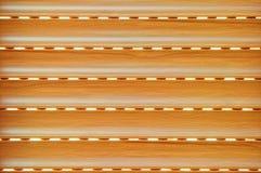 Holzvorhänge lizenzfreie stockfotografie