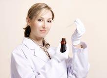 Homéopathie Image libre de droits