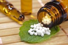 Homöopathie Lizenzfreies Stockfoto