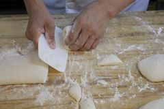 Hom жизни хлебопекарни хлеба хлебопекарни Стоковые Фотографии RF