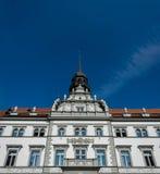 Homa nacional Maribor - edificio detallado Foto de archivo libre de regalías