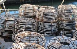 homarów garnki Zdjęcie Stock
