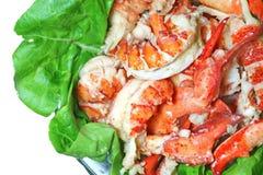 homary mięsa Obrazy Royalty Free