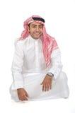 Hombre árabe Fotos de archivo libres de regalías