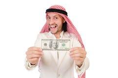 Hombre árabe en diversidad Fotografía de archivo libre de regalías