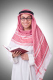 Hombre árabe joven Imagen de archivo libre de regalías
