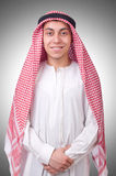 Hombre árabe joven Imágenes de archivo libres de regalías