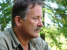 Hombre Imagen de archivo libre de regalías