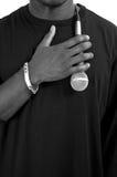 Hombre 2. de DJ. imágenes de archivo libres de regalías
