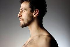 Hombre Foto de archivo libre de regalías