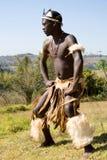 Hombre africano de la tribu Fotografía de archivo