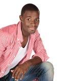 Hombre africano hermoso Fotografía de archivo