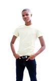 Hombre africano joven Imagen de archivo