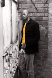 Hombre africano joven Fotos de archivo libres de regalías