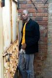 Hombre africano joven Foto de archivo
