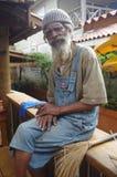 Hombre afrocaribeño Foto de archivo libre de regalías