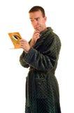 Hombre apuesto Imagen de archivo libre de regalías